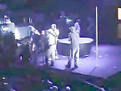 Escandalosa filmagem Evento Porn Pública