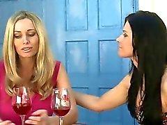 India Summer y Anita Dark Caliente lesbianas maduras