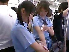 DANDY-295 Dulce aroma de cabello y adolescentes colegialas en shee