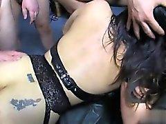 Mère italien succion gros sexe