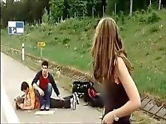 Eurotrip - gestohlen Scene