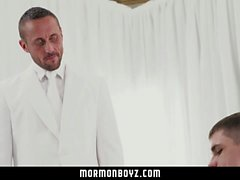 MormonBoyz - Mormoner Har Steamy Sex In Secret Room