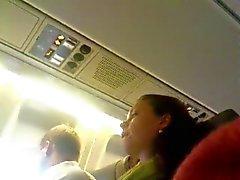 Avion au départ de Flash 4