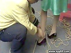äärimmäinen kiinalaisen orjia