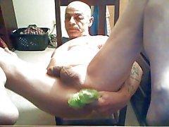 diversión con mis vegetales