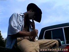 Homosexuell fetischen cowboyen båtarna 3 pojkar, ett laken , a lastbils & den enda p