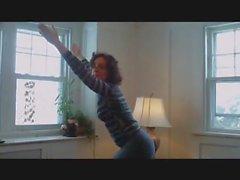 Сексуальная йога попой MILF