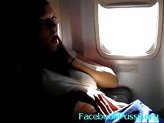 Flugzeug Freundin Wichsen - youtubepussy