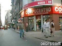 Аргентины : Пол которые на линии видимости collectivos