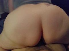 18 Min Bubble Butt Twerk on my Dick