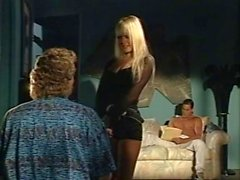 Alexandra Quinn Carolyn Monroe Savanne im klassischen Pornovideo