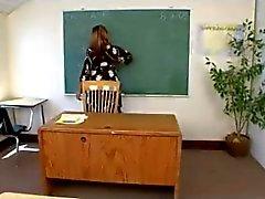 Big Black Booty Öğretmen Ms.Candy Kız