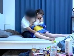 Tight japansk tonåring Aya Inazawa fucked hardcore
