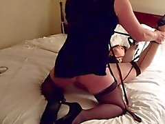 Bound for Mistress Pleasures