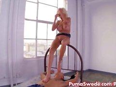Puma Schwede Went You to Fuck Ihre Füße!