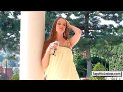 Sapphic Erotica Lesbianas Película gratis de sapphiclesbos 20