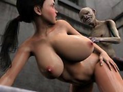 Horror Sexuelle Makai Backalley