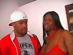 Kandi 44g (Black Dicke Frauen ) u eine schwarze guy