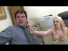 Kagney Linn Karter Office Sex