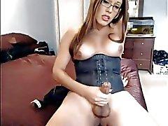 Транссексуал настоящий оргазм 23
