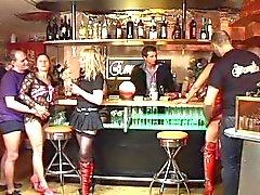 Немецкий Swinger клуб Эммануэль