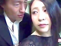 Adorable Verlockendes Koreanisch Mädchen verdammtes