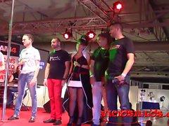 Ceremonia från entrega de los Premios del FEDA
