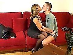 Clara Morgane ( Franse Pornstar ) Met Ian Scott