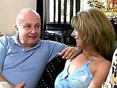 Satisfying la moglie di fantastico ( la BBC Gang Bang e lesbica )