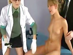 Noloa gyno tentti makeat young blonde