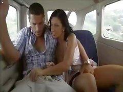 rapports sexuels d'un avion