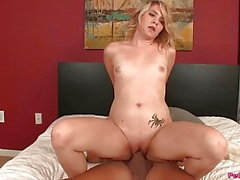 Studs Thick Cock Slides tiukkaan teini-pussy