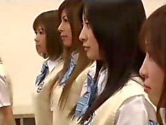 Gangbanged by japanese schoolgirls 2