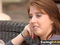 Amazing Swinger Party mit geilen Schlampen