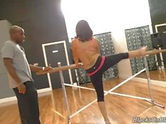 Deep Penetration For Eva Angelina In Studio