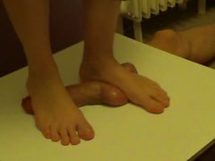 Cocktrample barefeet 2