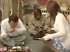 Blow Mitsu Amai offentlig toalett Blow Mitsu Amai offentlig toalett