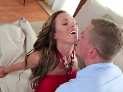 DaneJones Amazing Gina Devine enjoying hard cock orgasms and creampie