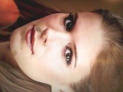Kate Mara tributo cum facial