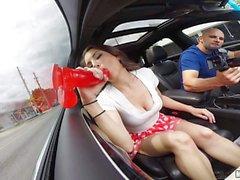hausgemacht Geschlechtsspielwaren in den Wagen
