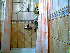 любительской турецкой Трансвестит душ