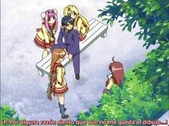 Honoo kein Haramase Tenkousei OVA 2 Sub Español