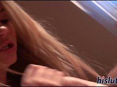 Ravishing Ashlynn Brooke enjoys some sensual banging