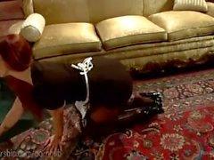 К лицам нетрадиционной сексуальной Ноги Служанки Насмешка Богатая Босса