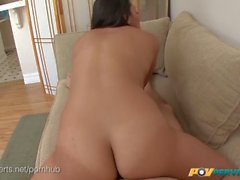 Adrianna Luna Blowbanged And Pov'd