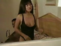 Corey from 1fuckdatecom - Asian cutie minky and 039 s gang b