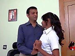Romance de la muchacha de la escuela con el profesor - nandu4u /