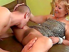 Nasty Granny Geschlechts Compilation