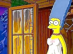 Simpsons Witze Cabin Liebes