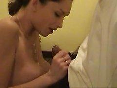 Interracial Sexo com garoto